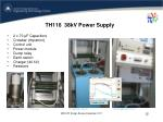 th116 38kv power supply