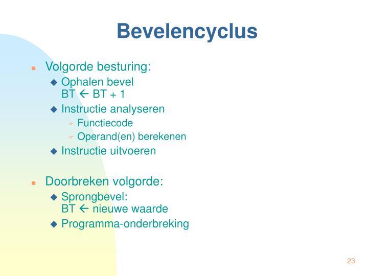 Bevelencyclus