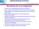 beneficios de una integraci n