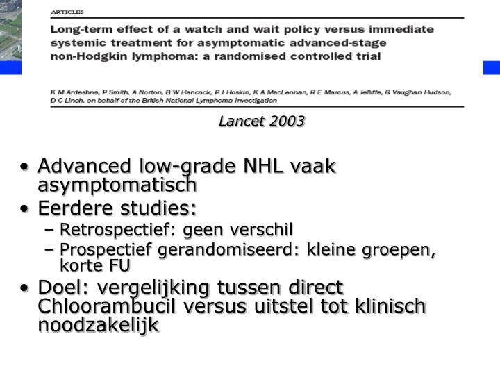 Lancet 2003