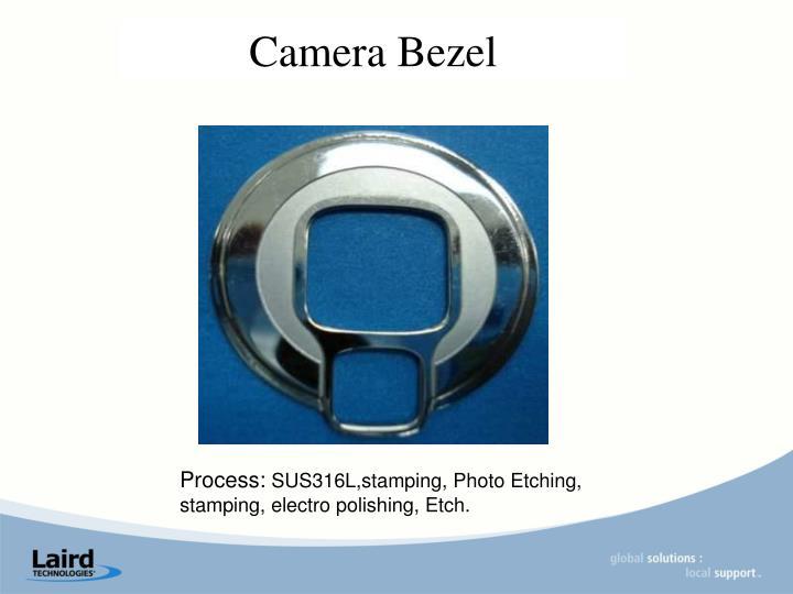 Camera Bezel