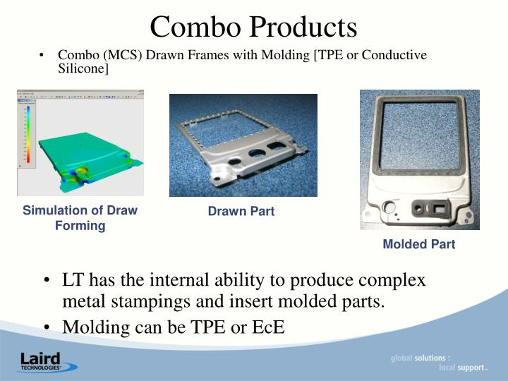 Combo Products