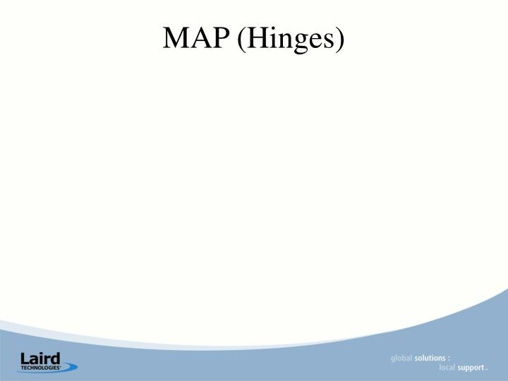 MAP (Hinges)