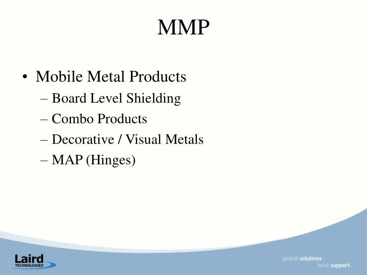 Mobile Metal Products
