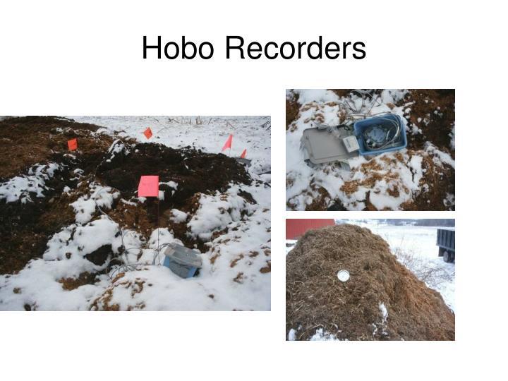 Hobo Recorders