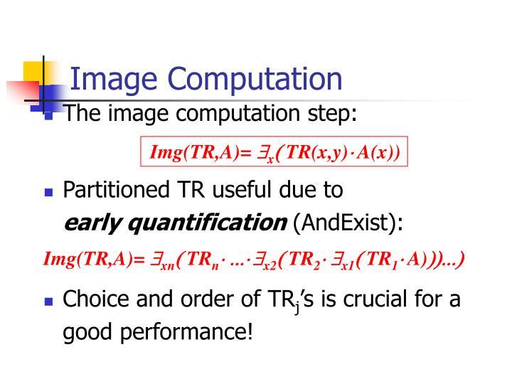 Image Computation