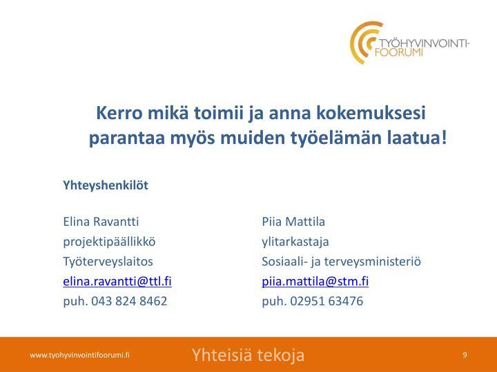www.tyohyvinvointifoorumi.fi