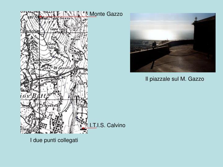 Monte Gazzo