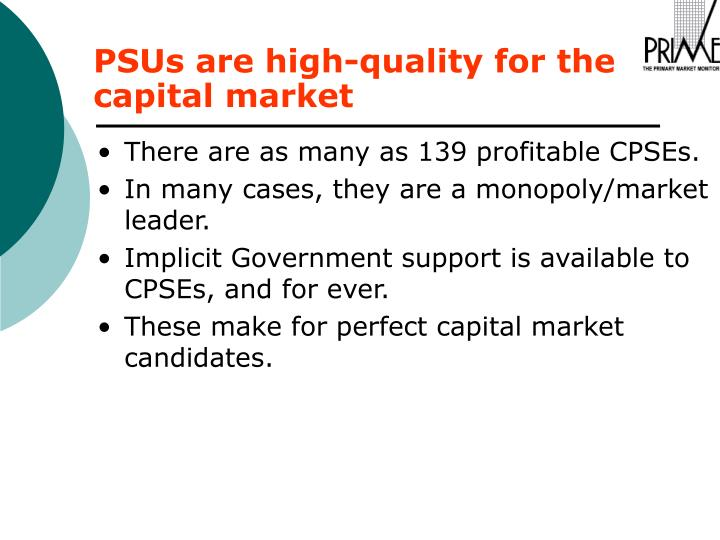 There are as many as 139 profitable CPSEs.