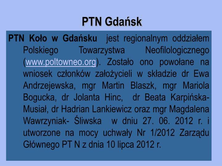 PTN Gdańsk