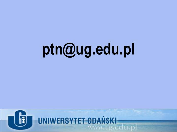 ptn@ug.edu.pl