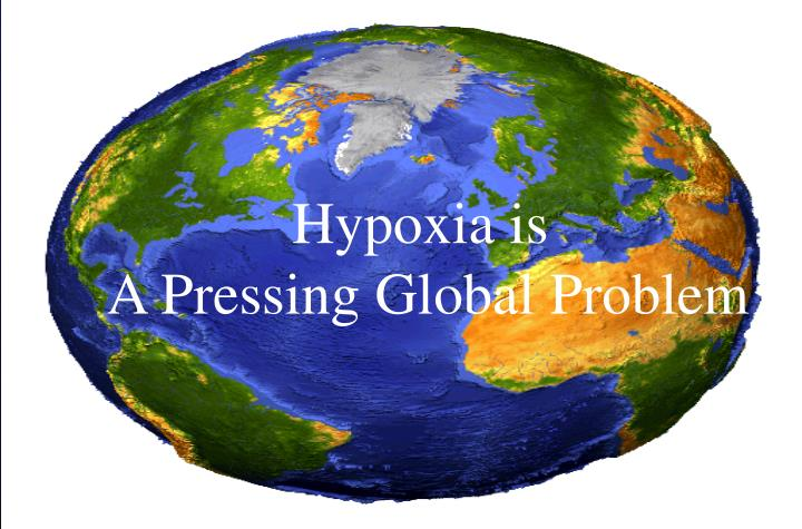 Hypoxia is
