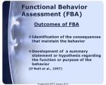 functional behavior assessment fba1
