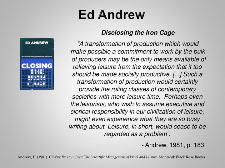 Ed Andrew