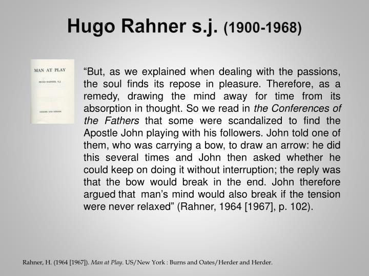 Hugo Rahner