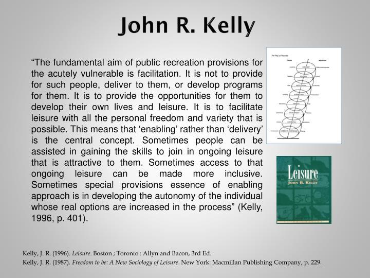 John R. Kelly