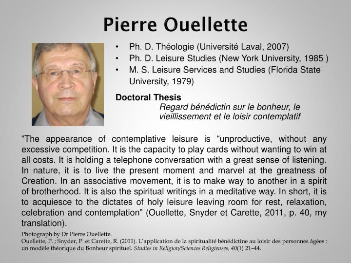 Pierre Ouellette