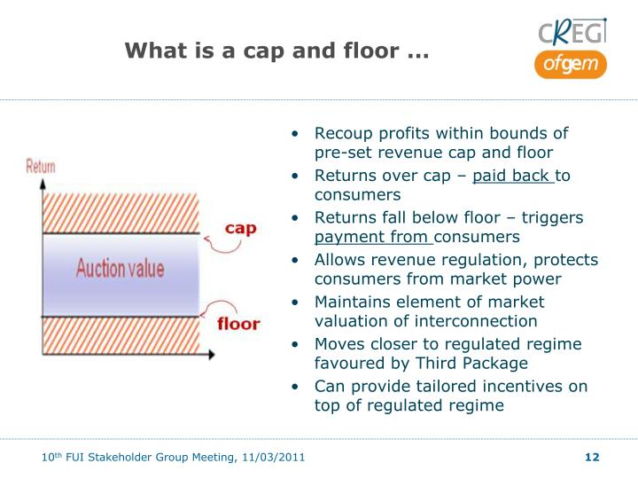 What is a cap and floor ...