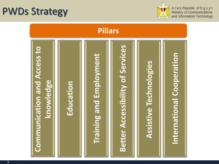 PWDs Strategy