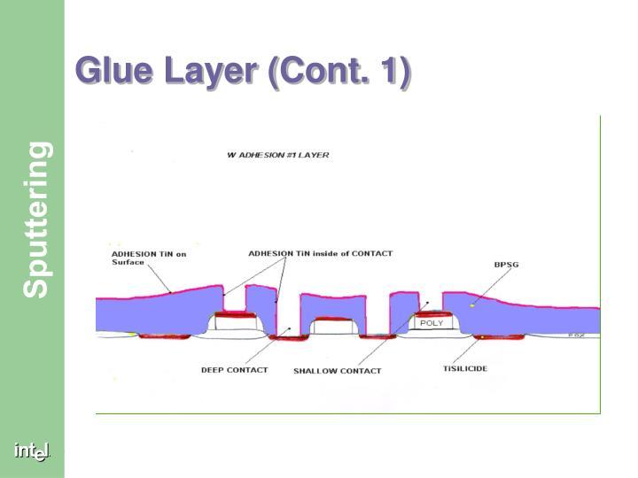 Glue Layer (Cont. 1)