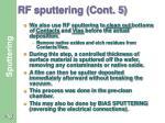 rf sputtering cont 5