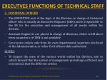 executves functions of technical staff2