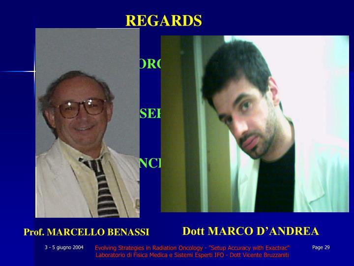 Dott MARCO D'ANDREA