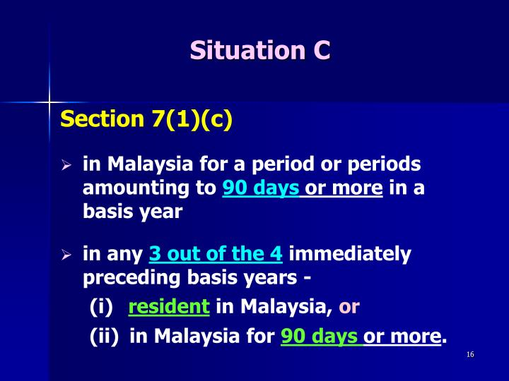 Situation C