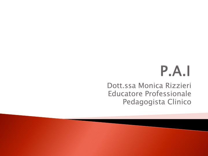 P.A.I