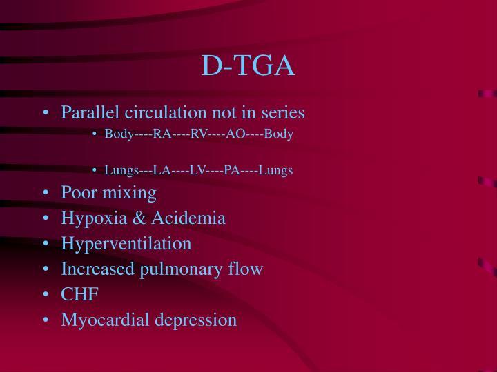 D-TGA
