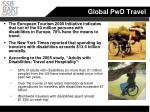 global pwd travel