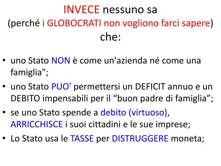 INVECE