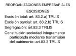 reorganizaciones empresariales8
