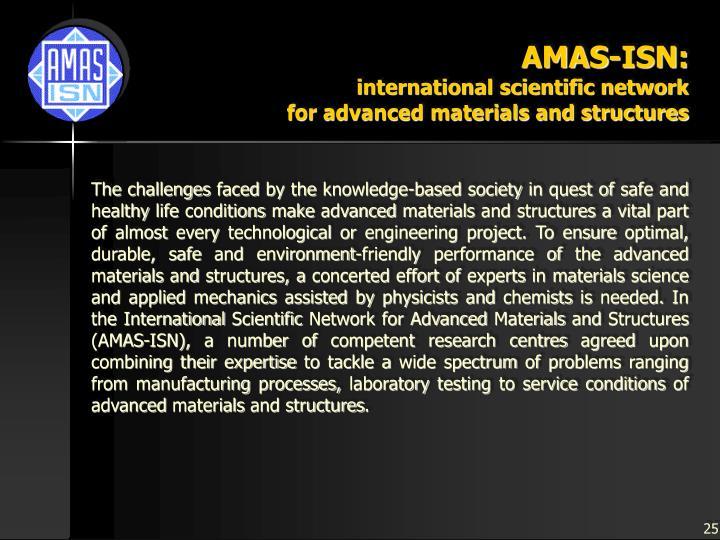 AMAS-ISN: