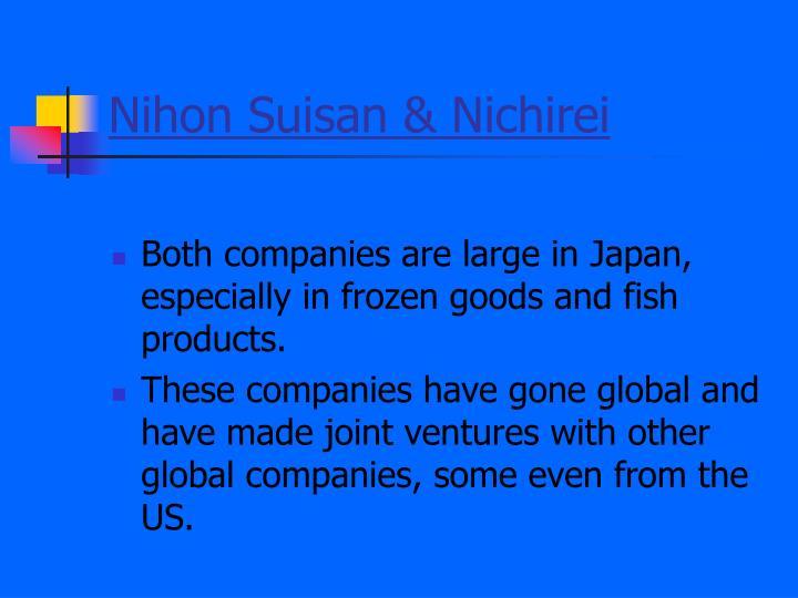 Nihon Suisan & Nichirei