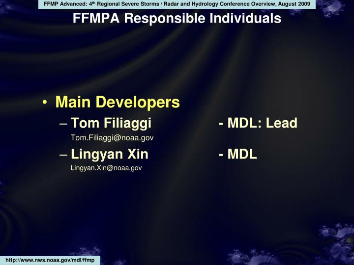 FFMP Advanced: 4