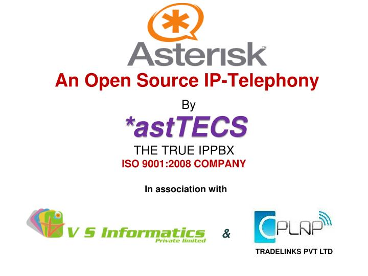 an open source ip telephony