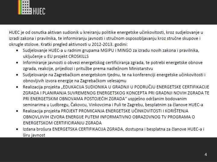 HRVATSKA UDRUGA ENERGETSKIH CERTIFIKATORA