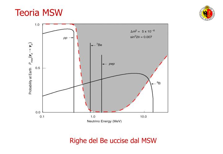 Teoria MSW