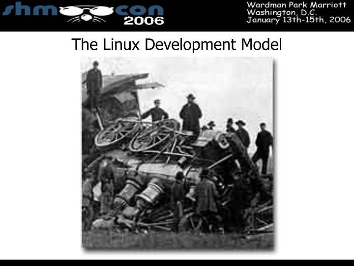 The Linux Development Model