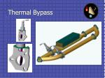 thermal bypass