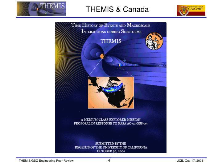 THEMIS & Canada