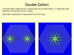 double defect
