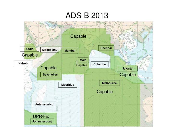 ADS-B 2013