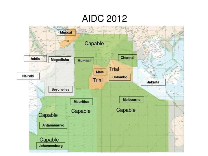 AIDC 2012