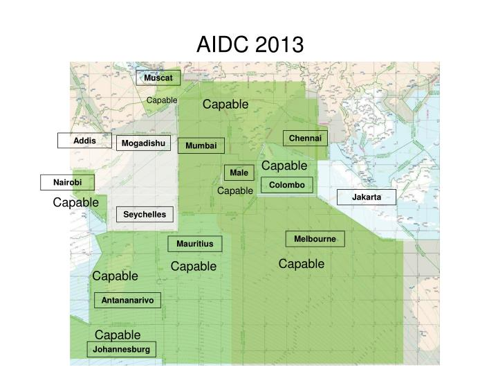 AIDC 2013