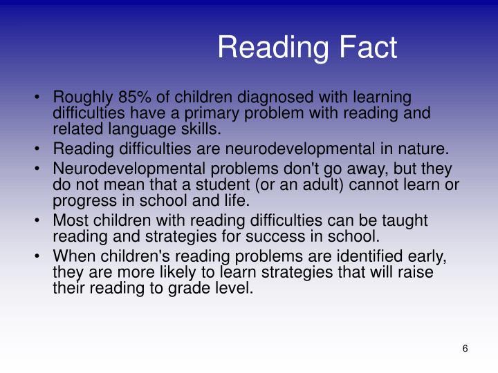 Reading Fact