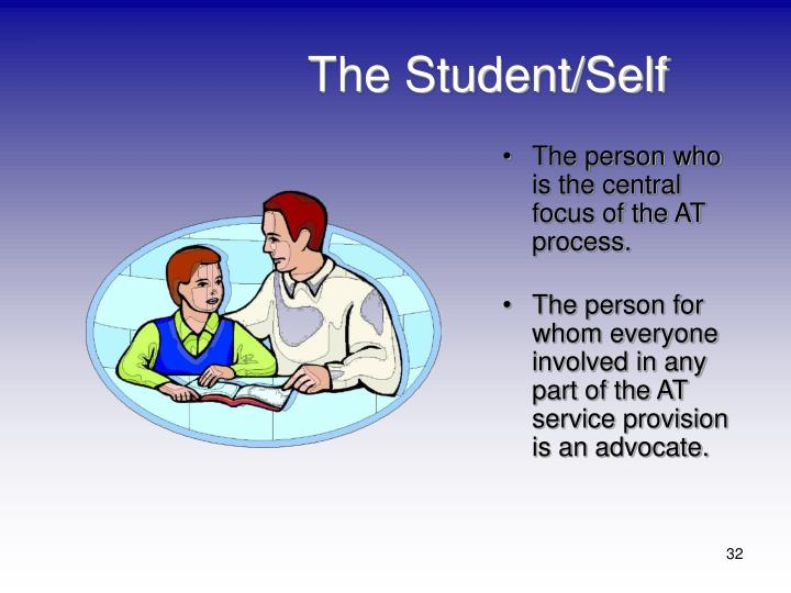 The Student/Self
