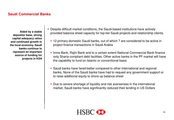 Saudi Commercial Banks