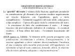 i requisiti di ordine generale cause ostative penali art 38 1 lett c5